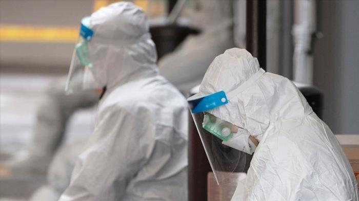 Rusiyada daha 8831 nəfər koronavirusa yoluxdu