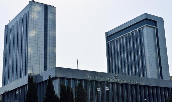 Milli Məclisin növbədənkənar iclasının gündəliyi açıqlandı
