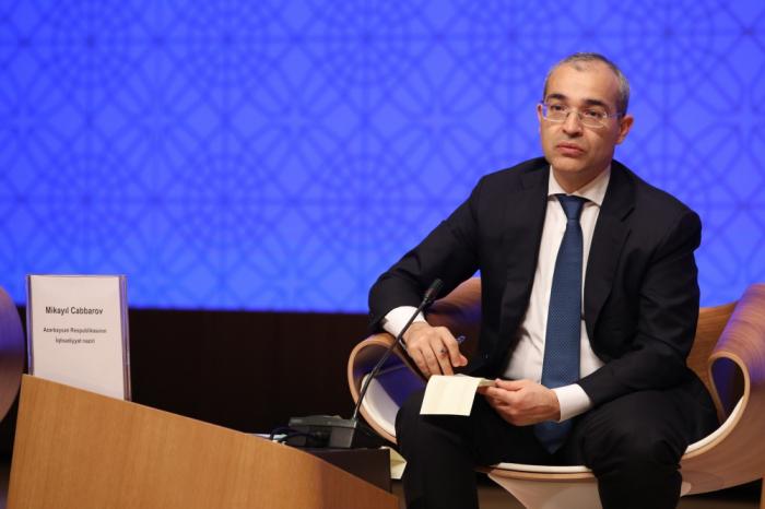 Ministro de Economía: Las importaciones de Azerbaiyán disminuyeron alrededor del 5% durante el período de la pandemia