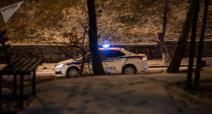 Ermənistan MN-nin əməkdaşları qəzaya düşüb -  Ölən və yaralı var