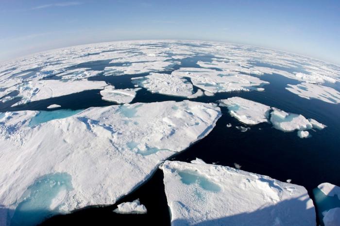 Russie:   une grave pollution au carburant en Arctique