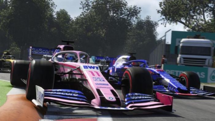 El Gran Premio de Azerbaiyán virtual de F1 reúne a ocho pilotos del Mundial
