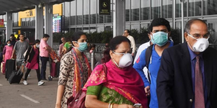 Hindistanda bir gündə 9 mindən çox yoluxma aşkarlandı