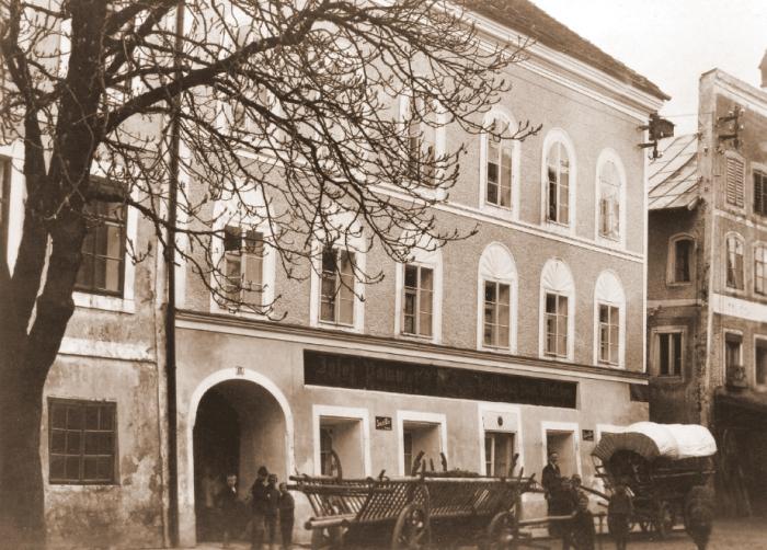 Hitler: sa maison natale en Autriche devient un poste de police