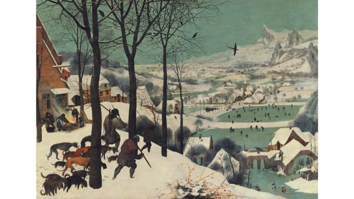 The climate change clues hidden in art history