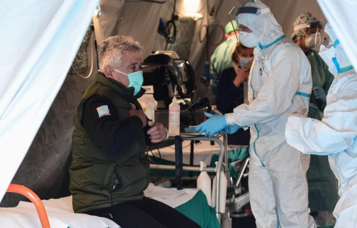 Coronavirus: la Russie dépasse les 5000 morts