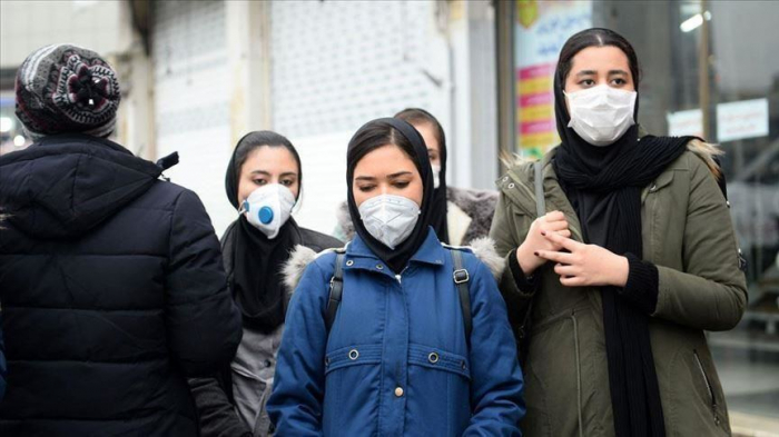 İranda koronavirusa yoluxma sayı 154 mini ötdü