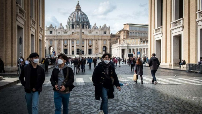 Italy eases restrictions as COVID-19 infections drop