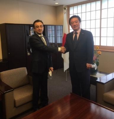 Azerbaijan, Japan discuss cooperation prospects
