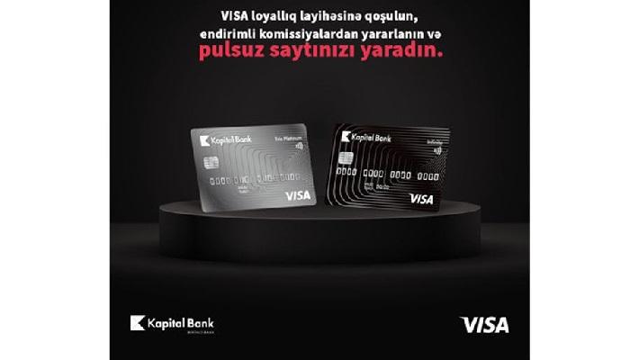 Kapital Bankdan güzəştli aksiya
