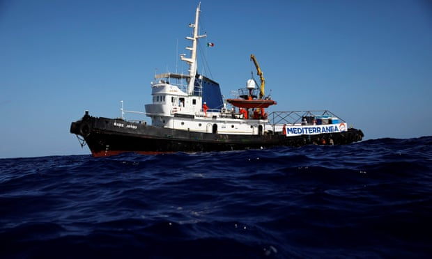 At least 35 people dead as migrant boat sinks off Tunisia