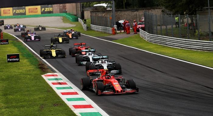 La Formule 1 présente un nouveau calendrier de huit courses en Europe