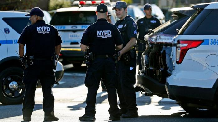 NYPD: Officers fatally shoot man pointing gun at them