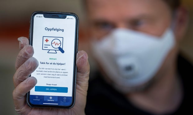 Norway suspends virus-tracing app due to privacy concerns