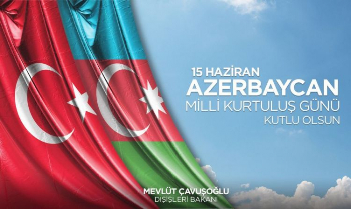 -Azərbaycan xalqını təbrik etdi