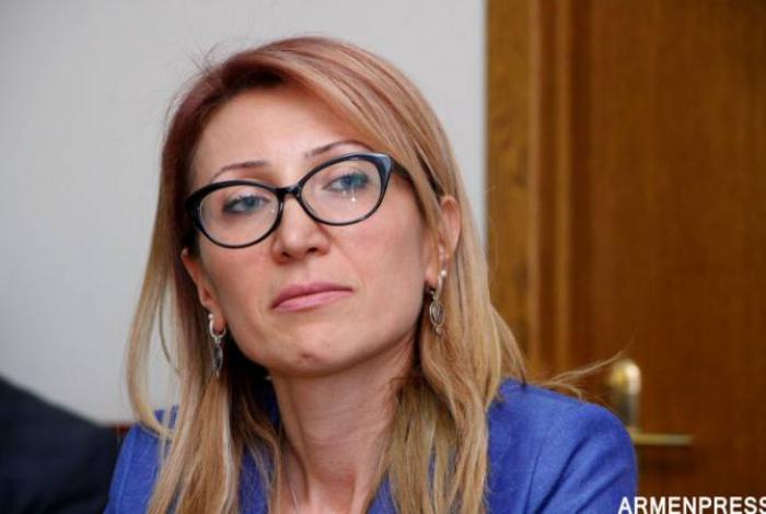 """Erməni deputat:  """"Hökumət xalqı qoruya bilmir"""""""