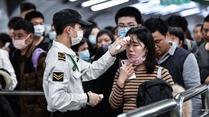 Çində son sutkada 5 yeni yoluxma qeydə alındı