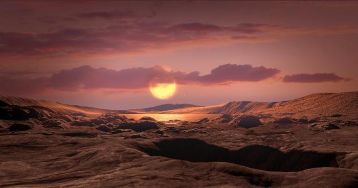 La NASA diffuse une vidéo extraordinaire de couchers de soleil sur Mars, Vénus, Uranus et Titan