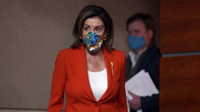 Maskenpflicht im Repräsentantenhaus