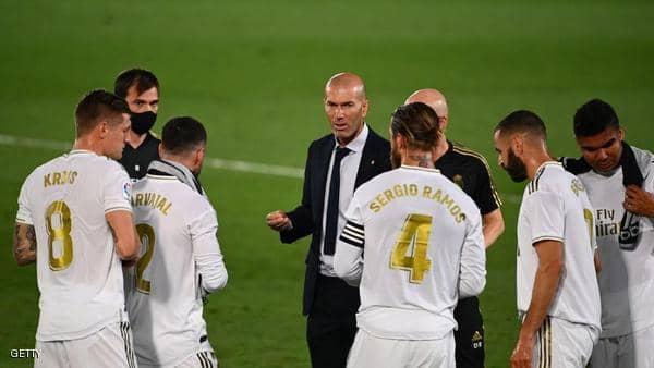 """خبر """"غير سعيد"""" للاعبي ريال مدريد..حتى لو فازوا بدوري الأبطال"""