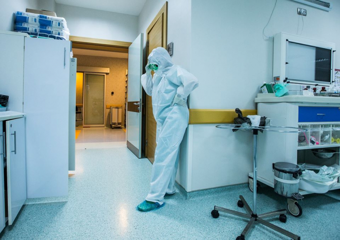 Ölkədə koronavirusa yoluxma sayı 20 mini keçdi