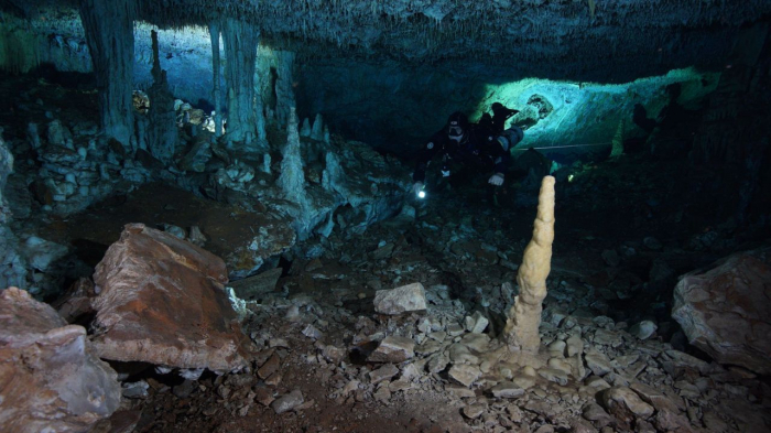Mexique: découverte de mines d