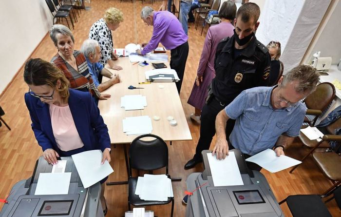 78.03% Russians support constitutional amendments - CEC after counting 99% of ballots