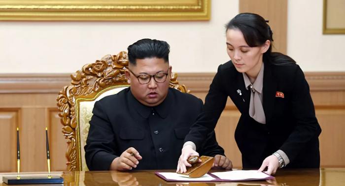 تزامنا مع زيارة مبعوث أمريكي لكوريا الجنوبية... ظهور جديد لكيم جونغ أون