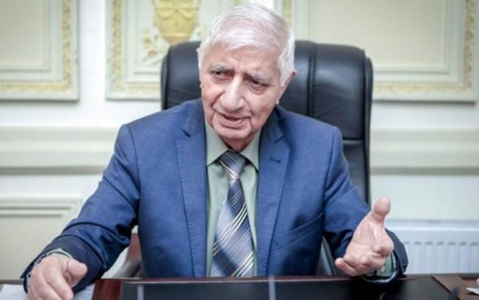 """""""Özümü xəstəlikdən qoruyuram, yoxsa biabır olaram"""" -  Fikrət Qoca"""
