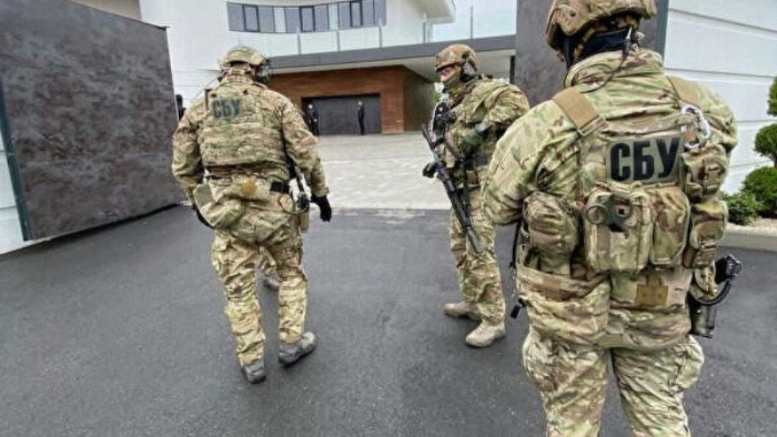 Ukraynada terror törədənlər ələ keçdi