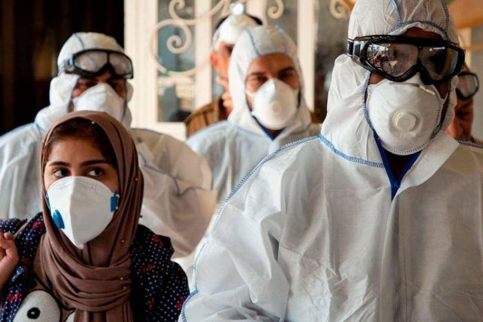 İranda bir gündə koronavirusdan 221 nəfər öldü