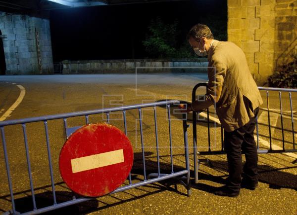 España y Portugal abren hoy sus fronteras tras tres meses y medio cerradas