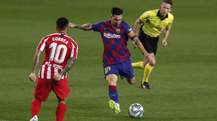 Barcelona patzt trotz Messis Jubiläums-Tor