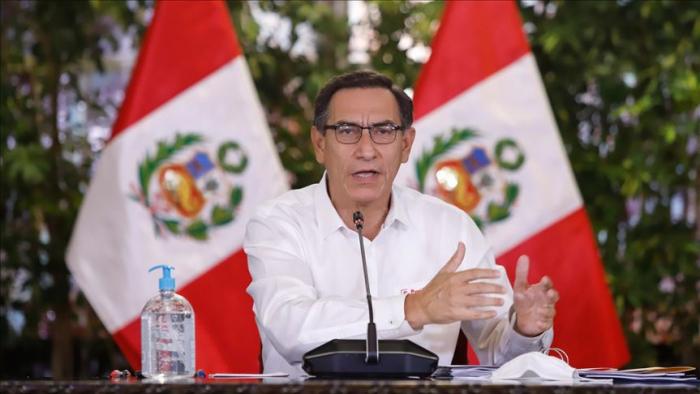 El presidente de Perú levanta la cuarentena en 18 de las 25 regiones del país