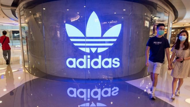 Adidas human resources boss quits amid racism row