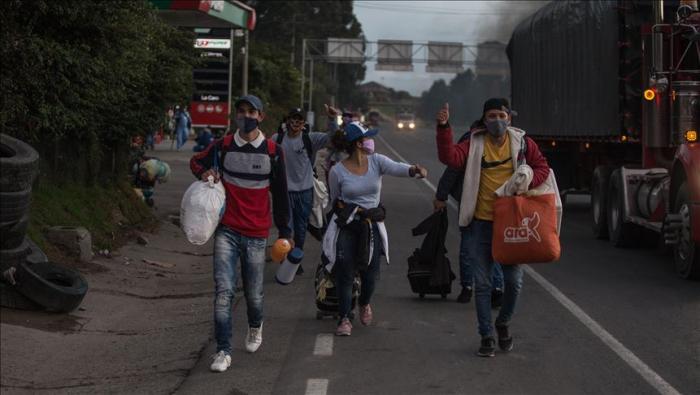 Debido a la pandemia, unas 81 mil personas han regresado a Venezuela procedentes de Colombia
