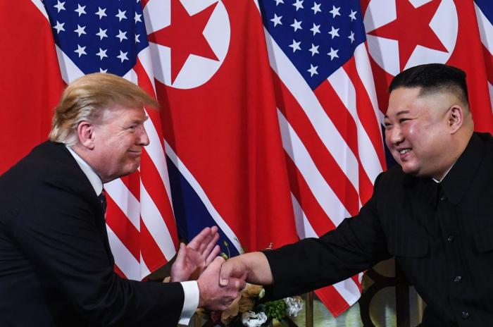 South Korea calls for Trump-Kim summit before US election
