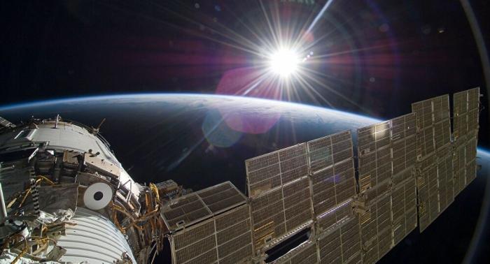Astronauten der 63. Expedition verlassen ISS für einen Weltraumspaziergang