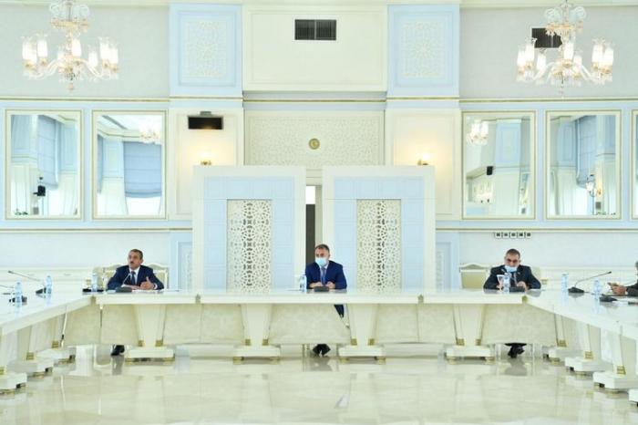 """""""Suyun keyfiyyəti ildən-ilə yaxşılaşdırılır"""" -  Qorxmaz Hüseynov"""