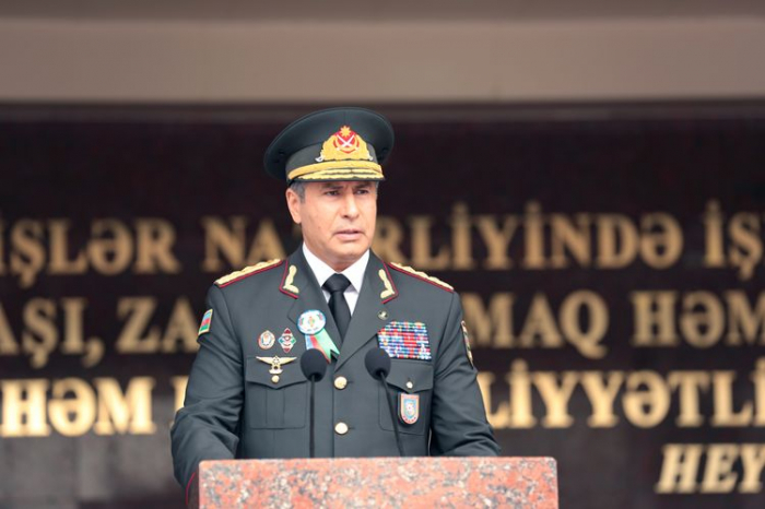 Polis Akademiyasında buraxılış mərasimi keçirildi -  FOTO