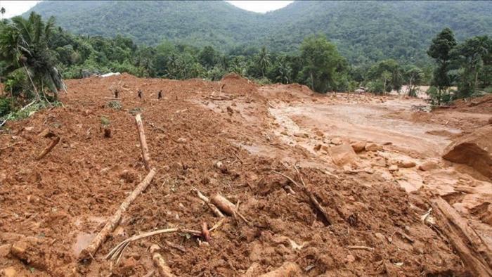 Environmental disasters across world in June 2020