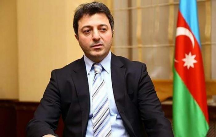 """Azerbaijan suffers from Armenian terrorism"" -Tural Ganjaliyev"