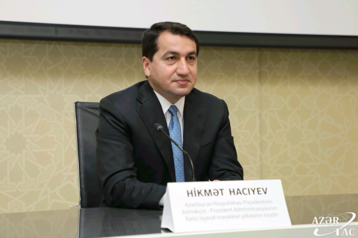 Hikmat Hajiyev: World countries hail President Ilham Aliyev's initiative as a crucial one