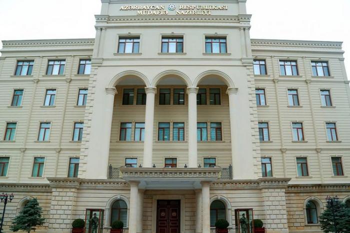 Ministerio de Defensa anuncia fondos recaudados para elejército azerbaiyano