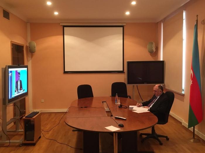 Azerbaijani FM: Rapid spread of coronavirus poses major challenge to whole humanity