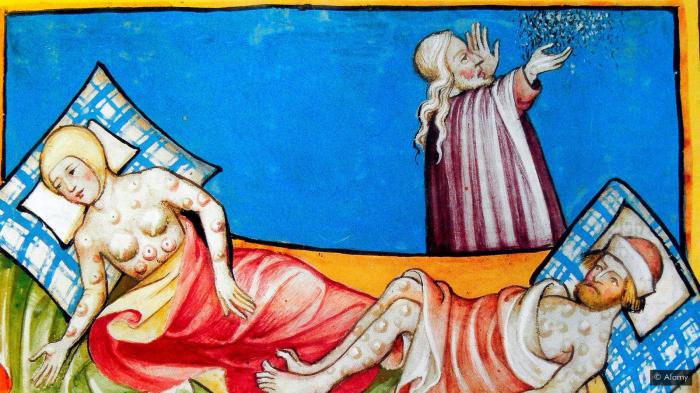 How the Black Death make the rich richer -  iWONDER