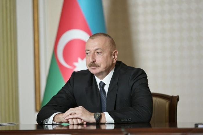 Azerbaijan owns largest marine fleet in Caspian Sea - President Aliyev