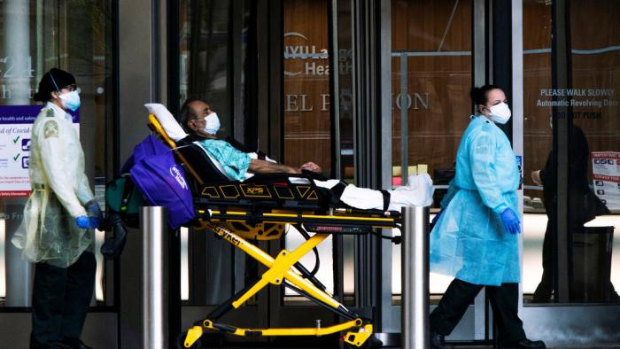 Nuevo récord de contagios diarios: EE.UU. registra 53.069 infecciones por coronavirus durante las últimas 24 horas