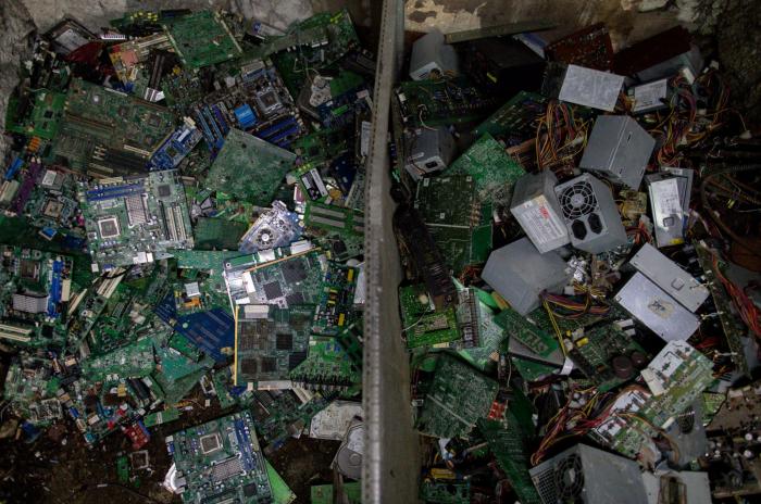 E-waste levels surge 20% in 5 years: UN