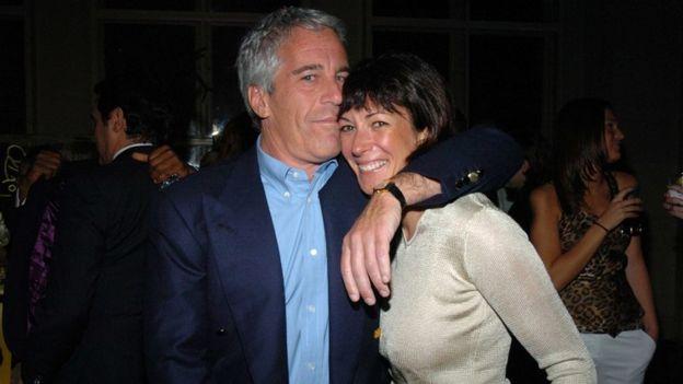 Jeffrey Epstein ex-girlfriend Ghislaine Maxwell charged in US